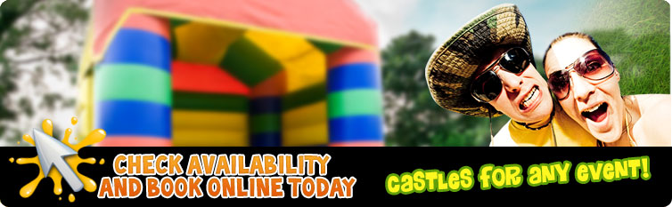 Castles for any event - check availability and book online!